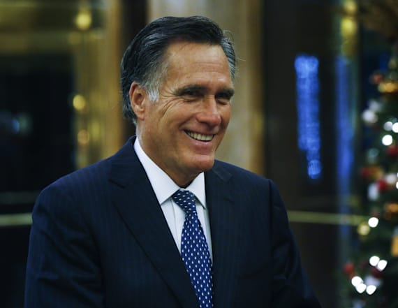 Republicans speculate a Romney's run for 2020