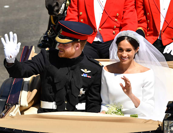 Queen Elizabeth lends special tiara to Meghan