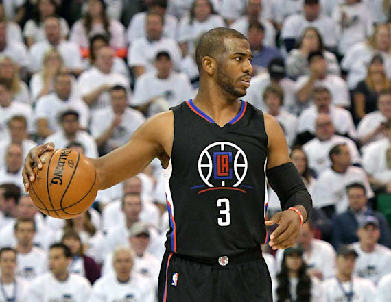 Clippers reportedly trading Chris Paul to Rockets