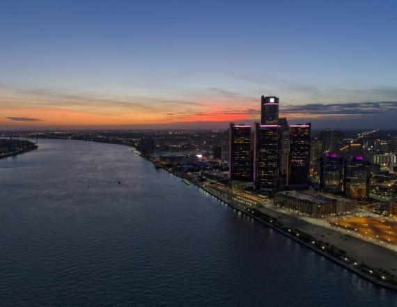 Giant fireball in Michigan didn't trigger earthquake