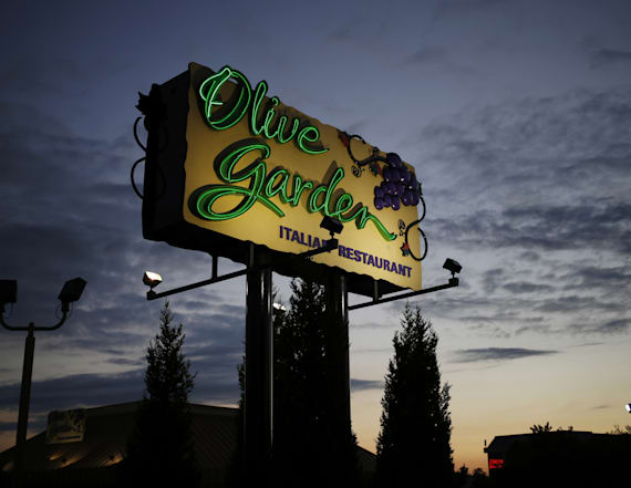 Olive Garden credits success this group of customers