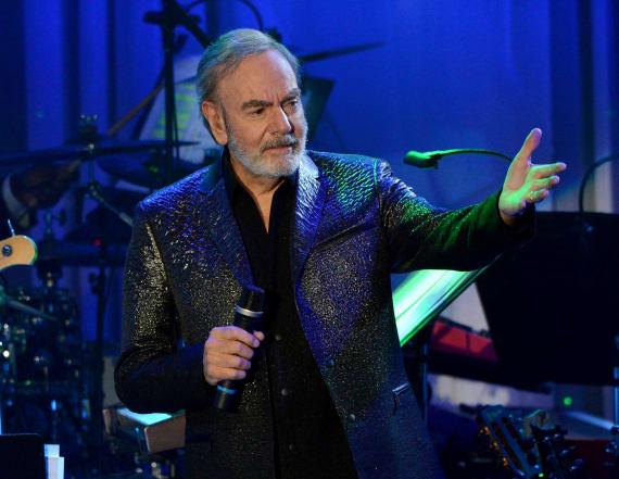Neil Diamond retiring from concert touring