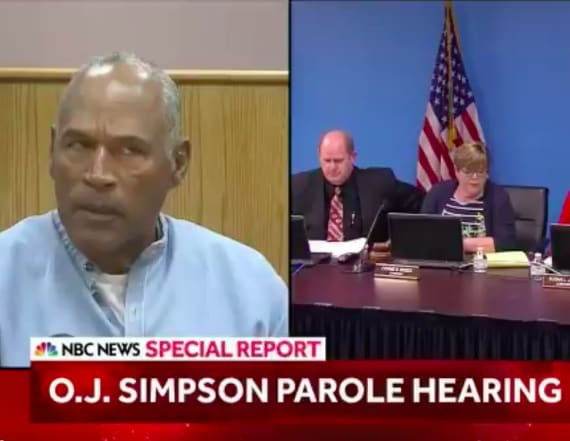 O.J. Simpson mistakenly called 90 years old in court