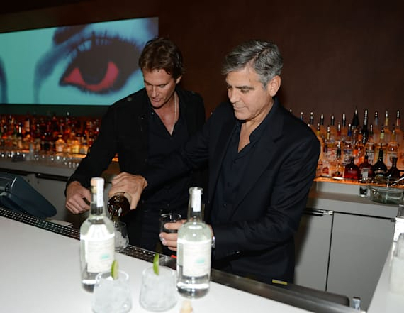 George Clooney sells tequila brand to beverage giant