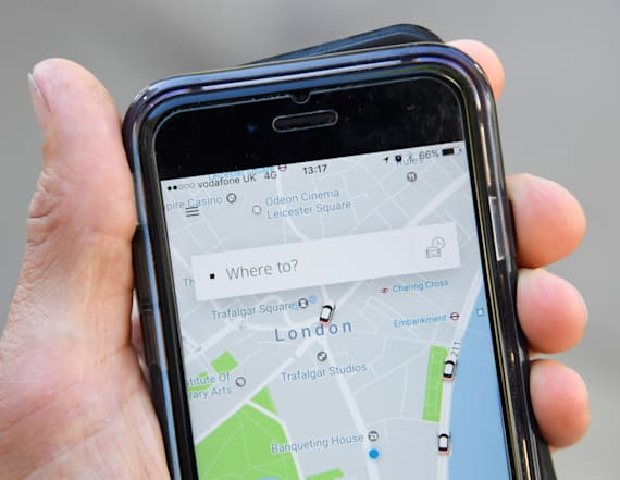 Uber riders charged thousands without taking trips