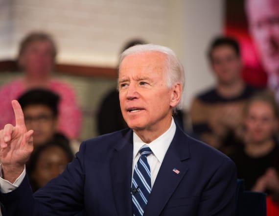 Joe Biden offers another apology to Anita Hill