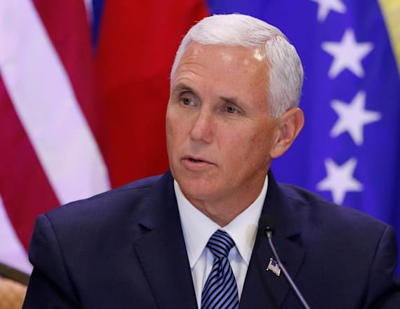 Pence dodges question by quoting Thomas Jefferson