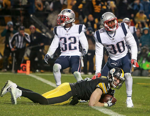 Steelers lose to Patriots after chaotic game