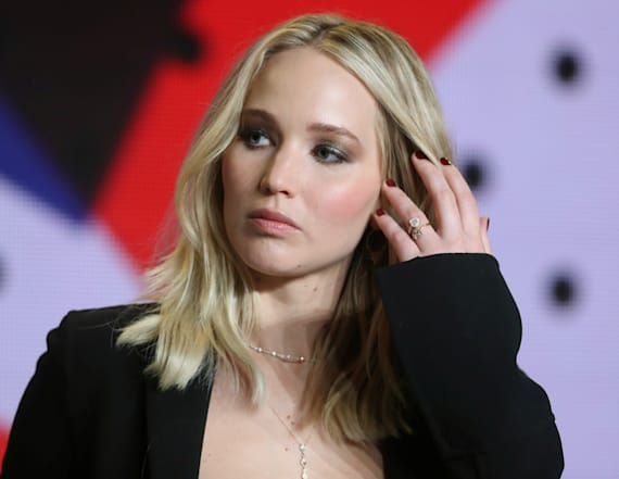 Jennifer Lawrence and Darren Aronofsky split