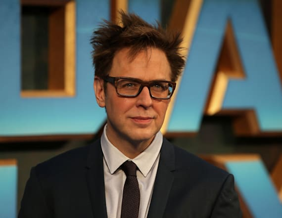 James Gunn fired from 'Guardians 3'