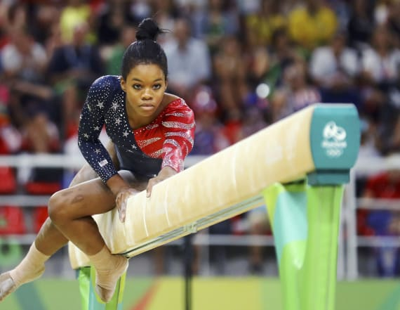 Gabby Douglas says doctor sexually abused her too