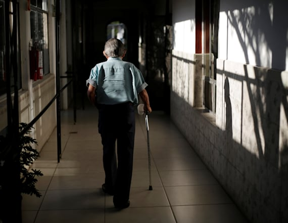 Elderly at risk amid as nursing home chain defaults