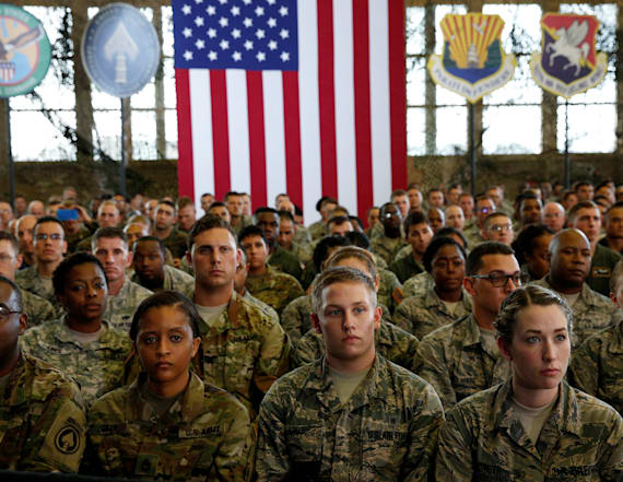 US troops won't be able to watch the NFL playoffs