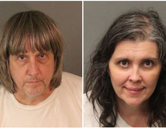Calif. couple may have used food to control children