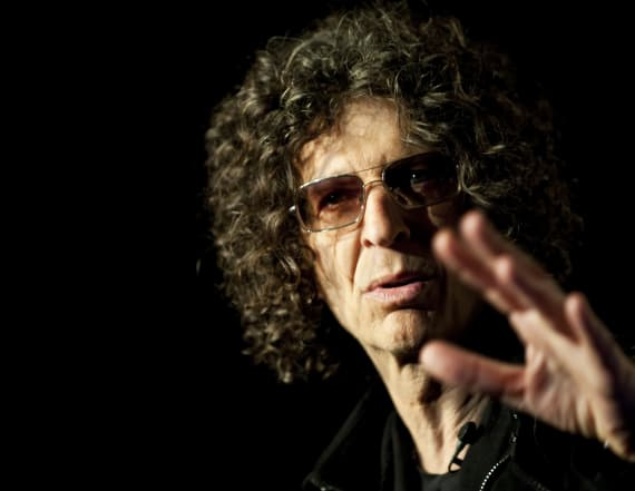 Howard Stern takes aim at Emmys