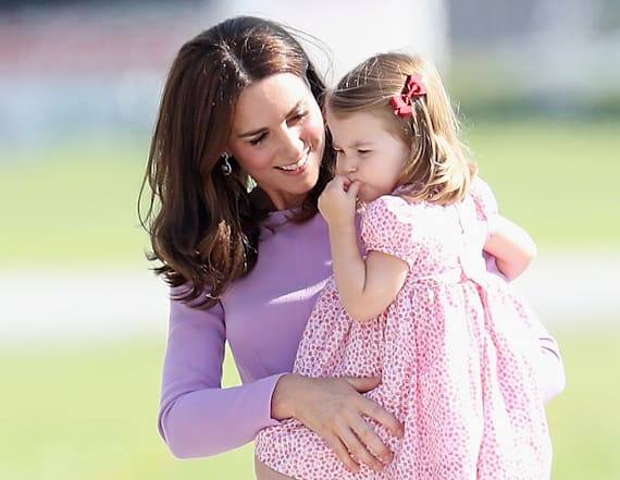 Princess Charlotte makes royal history