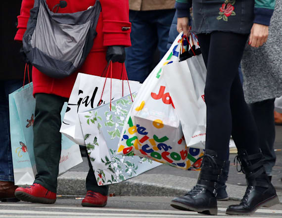 Best time to go holiday shopping if you hate crowds