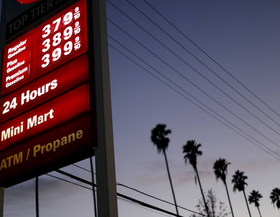 Calif. gas tax repeal campaign seeks federal inquiry
