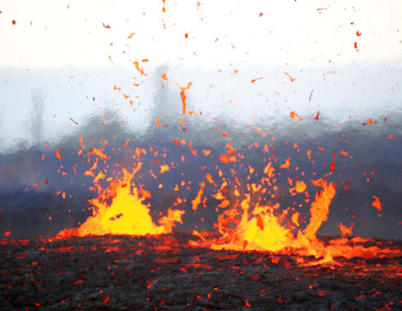 Code red warning issued as eruptions intensify