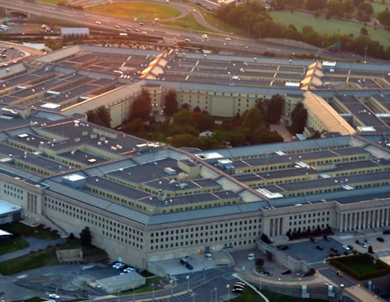 Does Pentagon still have a UFO program?