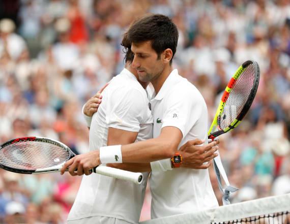 Djokovic topples Nadal in Wimbledon semifinal