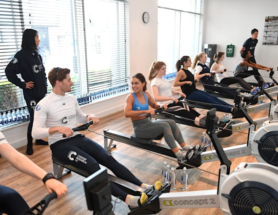 Study shows effect of stopping exercise for 2 weeks