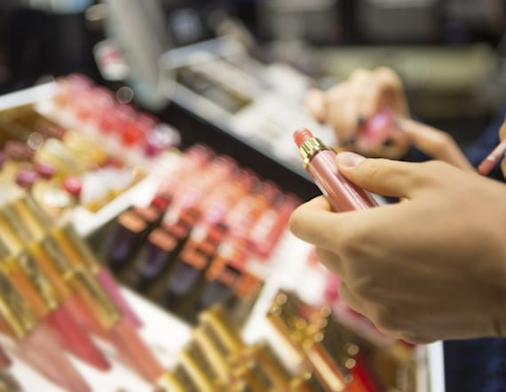 Male makeup counters could be hitting stores soon