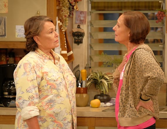 'Roseanne' snags one Emmy nom
