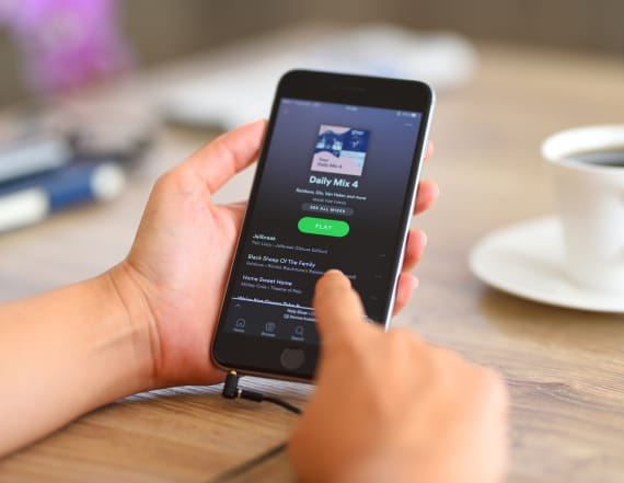Spotify: 2M users suppressing ads without paying