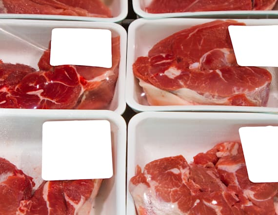 That red liquid in your steak packaging isn't blood