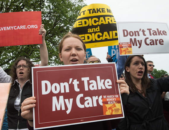 Poll: Most prefer Obamacare over Senate GOP bill