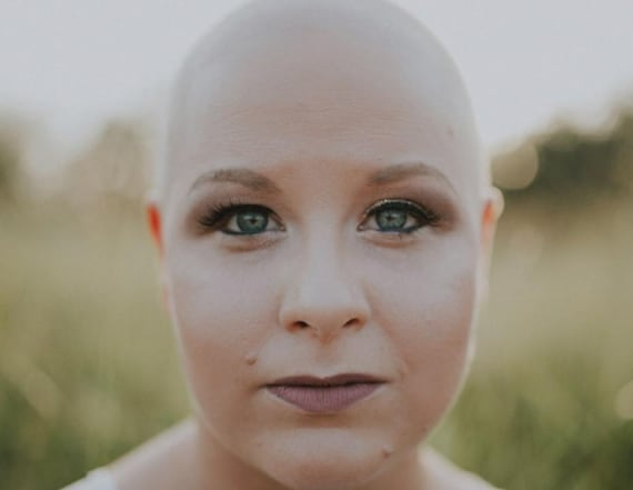 Cancer patient was reportedly asked to wear a mask