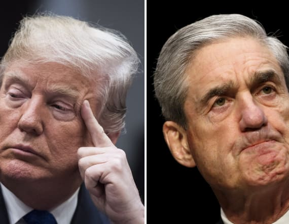 Mueller issues list of questions to Trump