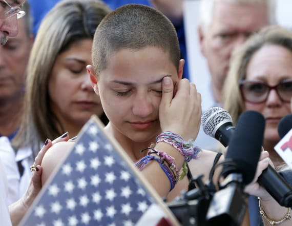 Parkland students call out Trump, Rubio and NRA
