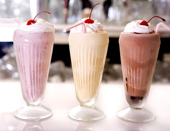How to make a milkshake taste like it's from a diner