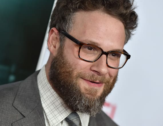 Seth Rogen to play Walter Cronkite