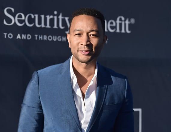 John Legend says 'f*** you' in response to Paul Ryan