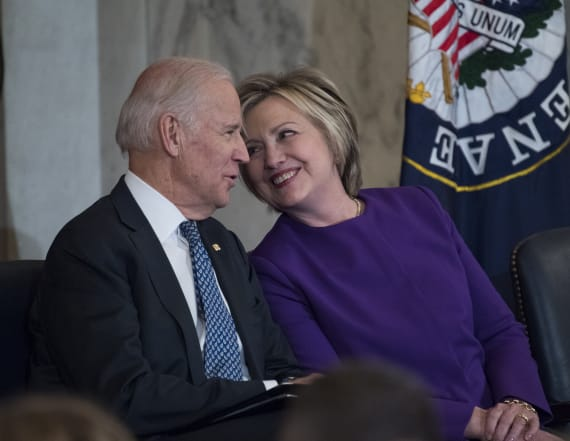 Biden: I knew Hillary would lose key states