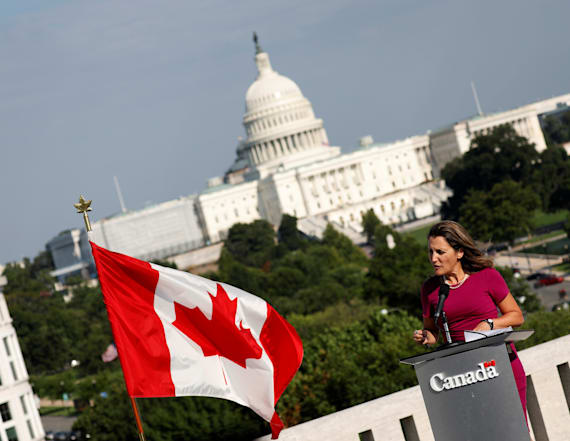 NAFTA negotiators wrap up first round of talks