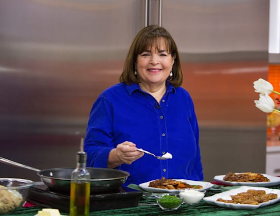 Ina Garten reveals her favorite weeknight recipe