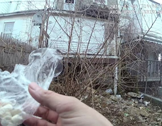 Baltimore to review cases after body cam video