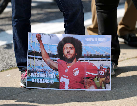 NFL team's players reportedly want Colin Kaepernick