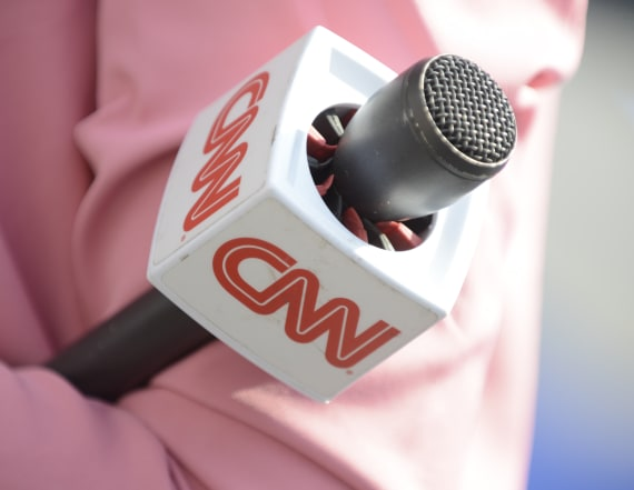 CNN commentator steps down over stripper allegation