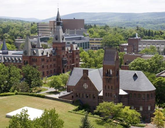 Cornell shutters frat after possible racial assault