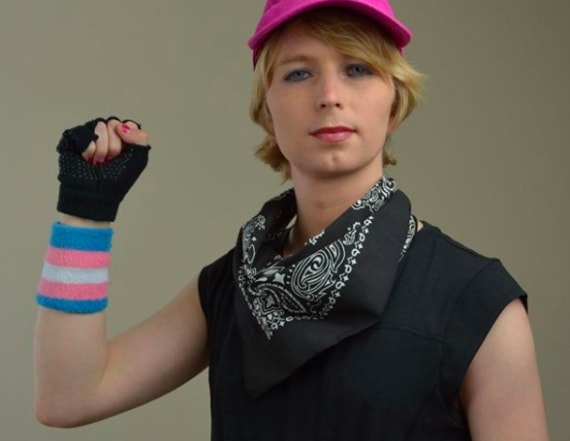 Chelsea Manning speaks out on her military career