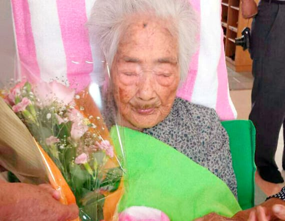 The world's pldest person has died at 117 years old