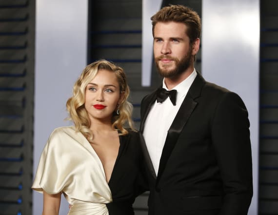 Miley being 'very secretive' about wedding