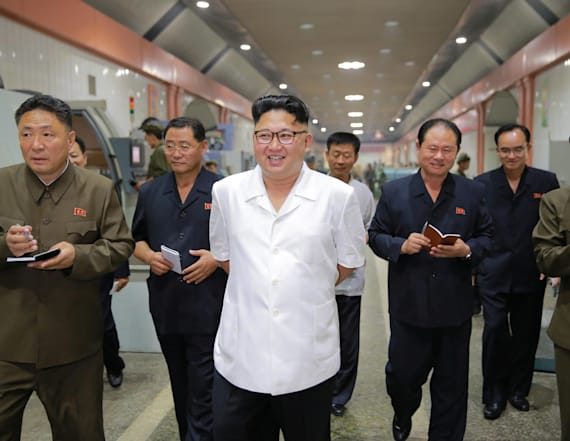 N. Korea: 'nuclear war may break out any moment'