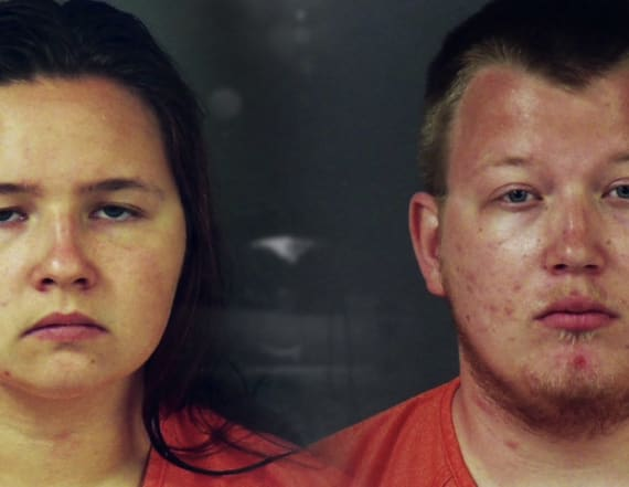 Pair arrested for trying to sell drugs to children
