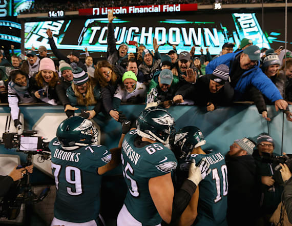 Bud Light to give out free beer if Eagles win